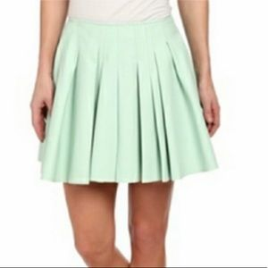 Sam Edelman Vegan Leather Skirt